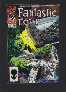 Fantastic Four #284 (1985)