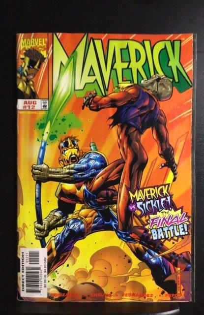 Maverick #12 (1998)