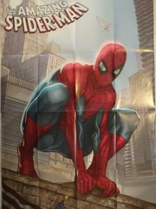 AMAZING SPIDER-MAN Promo Poster, 24 x 36, 2013, MARVEL, Unused 319