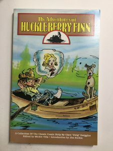 The Adventures Of Huckleberry Finn Tpb Softcover Near Mint Nm Malibu Graphics