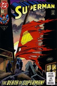 Superman (1987 series) #75, Fine+ (Stock photo)