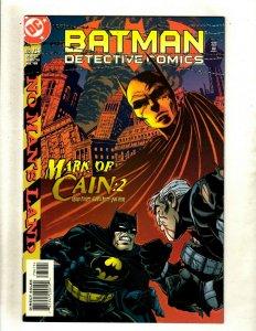 12 Detective Comics Comics #734 735 736 738 739 740 741 742 743 744 745 746 GK54