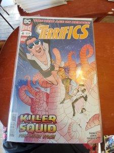 The Terrifics #4 (2018)