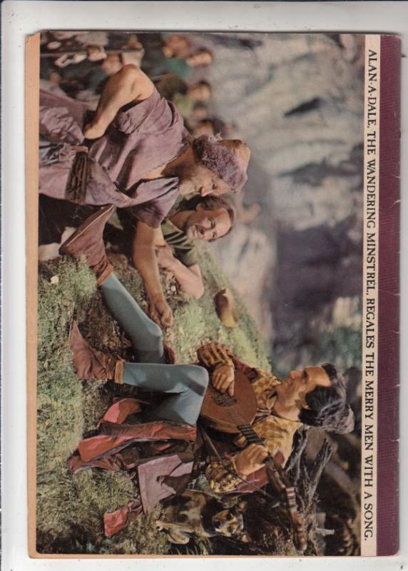 Four Color #413 (Aug-52) VG/FN Mid-Grade Robin Hood, Maid Marrion, Friar Tuck...