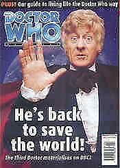 Doctor Who Magazine #286 FN; Marvel UK | save on shipping - details inside