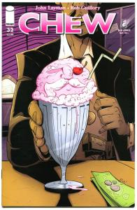 CHEW #32, 1st Print, NM, Rob Guillory, John Layman, more in our store