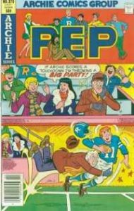 Pep Comics #370, VF+ (Stock photo)