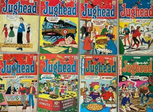 Vintage jughead archie comic lot 26 difference