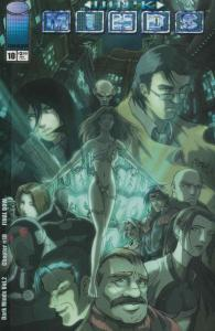 Darkminds (Vol. 2) #10 VF/NM; Image   save on shipping - details inside