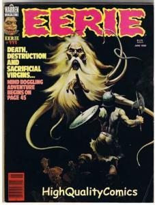 EERIE #111, VG/FN, Mac Tavish, Ken Kelly, Death, 1980, more mags in store