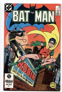 Batman #368 COMIC Key issue JASON TODD becomes ROBIN 1984 VF/NM