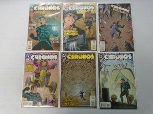 Chronos set #1-11 avg 8.0 VF (1998)