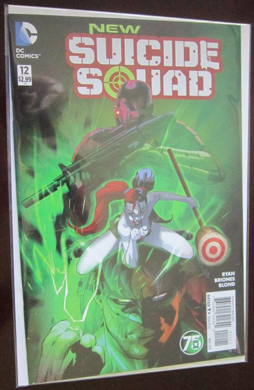 New Suicide Squad (2015) #12B, VF