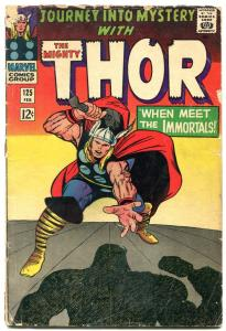 Journey Into Mystery #125 1966- Missing Page THOR POOR
