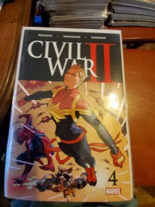 Civil War II #4 (2016)