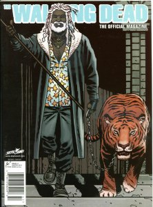 WALKING DEAD MAGAZINE #7, NM, Zombies, Horror, Kirkman, 2012, more in store