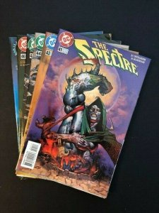 LOT of 7- DC- THE SPECTRE #41-47 1996 VF+ (A191)