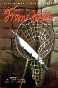 From Hell: Dance of the Gull Catchers #1 VF; Kitchen Sink | save on shipping - d