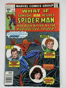WHAT IF 7 F-VF February 1978 Spider-Man! COMICS BOOK