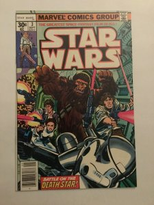 Star Wars 3 Nm Near Mint Marvel