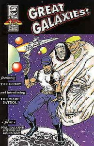 Great Galaxies #0 VF; Zub | save on shipping - details inside
