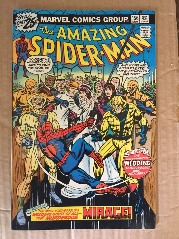 The Amazing Spider-Man #156