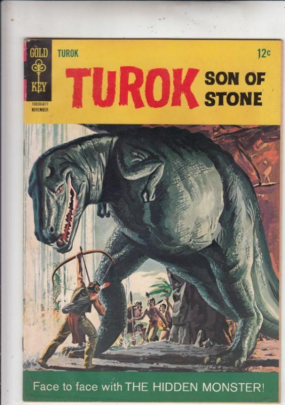 Turok Son of Stone #54 (Nov-66) VF/NM High-Grade Turok, Andar