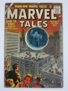 MARVEL TALES #152 (Atlas,11/1956) (GOOD) Golden Age horror and Sci-fi!