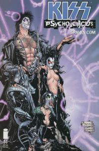 Kiss: Psycho Circus #30 VF/NM; Image | save on shipping - details inside
