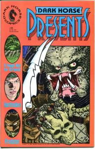 DARK HORSE PRESENTS #35, NM, Predator, 1989, Sci-Fi, horror, more in store