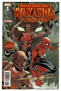 Wakanda Forever Amazing Spider-Man #1 (Marvel, 2018) NM