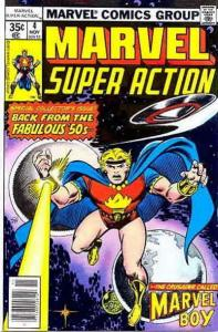 Marvel Super Action #4 VG; Marvel | low grade comic - save on shipping - details