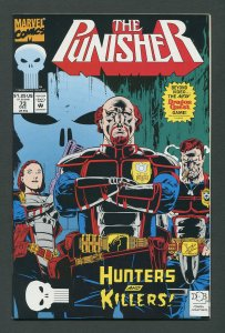 Punisher #73  / 9.4 NM- 9.6 NM+  December 1992
