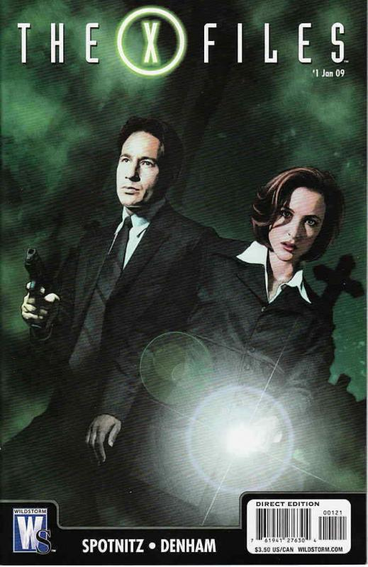 X-Files, The (WildStorm) #1A FN; WildStorm | save on shipping - details inside