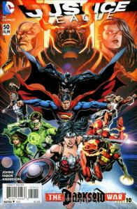 Justice League (2nd Series) #50 VF/NM; DC | save on shipping - details inside