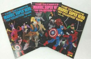 Ultimate Marvel Super Hero Collector's Guide: Year 1-3, 1991-1995