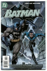 Batman #615-JIM LEE-Nightwing cover DC 2003  VF/NM