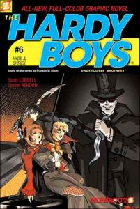 Hardy Boys (Papercutz), The TPB #6 VF/NM; Papercutz | save on shipping - details
