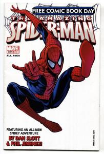 Free Comic Book Day Amazing-Spider-Man 2007-1st Jackpot, Mr. Negative, Overdrive