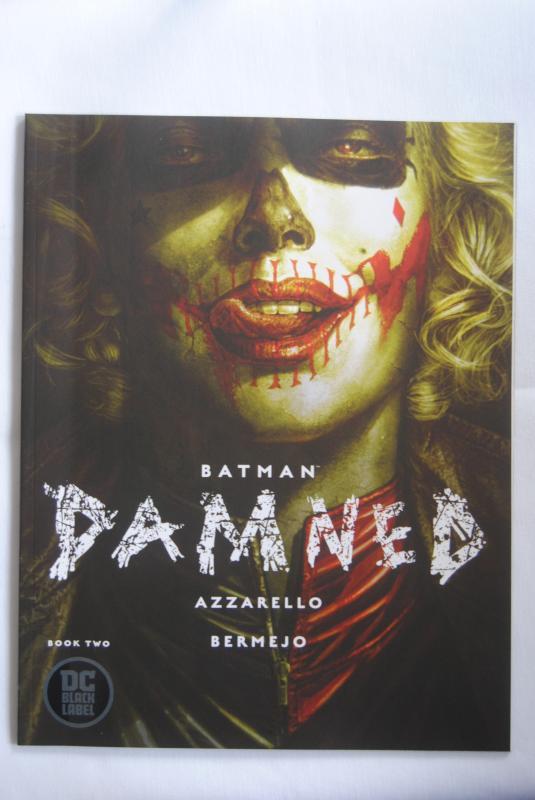 Batman Damned 2 High Grade