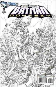 Batman Odyssey (Vol. 2) #3A VF/NM; DC | save on shipping - details inside