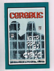 Cerebus The Aardvark # 64 VF Aardvark-Vanaheim Comic Book Dave Sim 1st Print S10