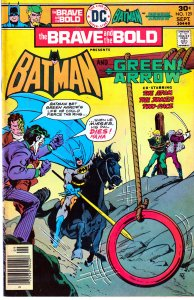 Brave and The Bold # 129  Will the Joker and Two Face become petty dictators ?