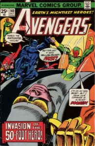 AVENGERS #140 (NG) stock photo