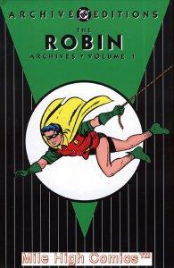 ROBIN ARCHIVES HC (2005 Series) #1 Near Mint
