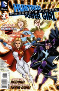 Worlds' Finest (3rd Series) #1 VF/NM; DC | save on shipping - details inside