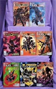 DC New 52 BLACKHAWKS #1 - 8 Mike Costa Graham Nolan 1st Mother Machine (DC, 2011
