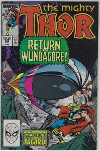 Thor #406 (1989)