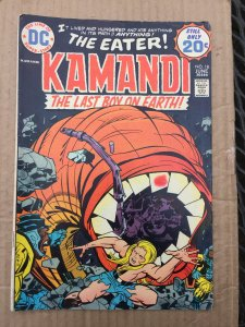 Kamandi, The Last Boy on Earth #18 (1974)