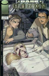 Darkminds (Vol. 2) #2A VF/NM; Image   save on shipping - details inside